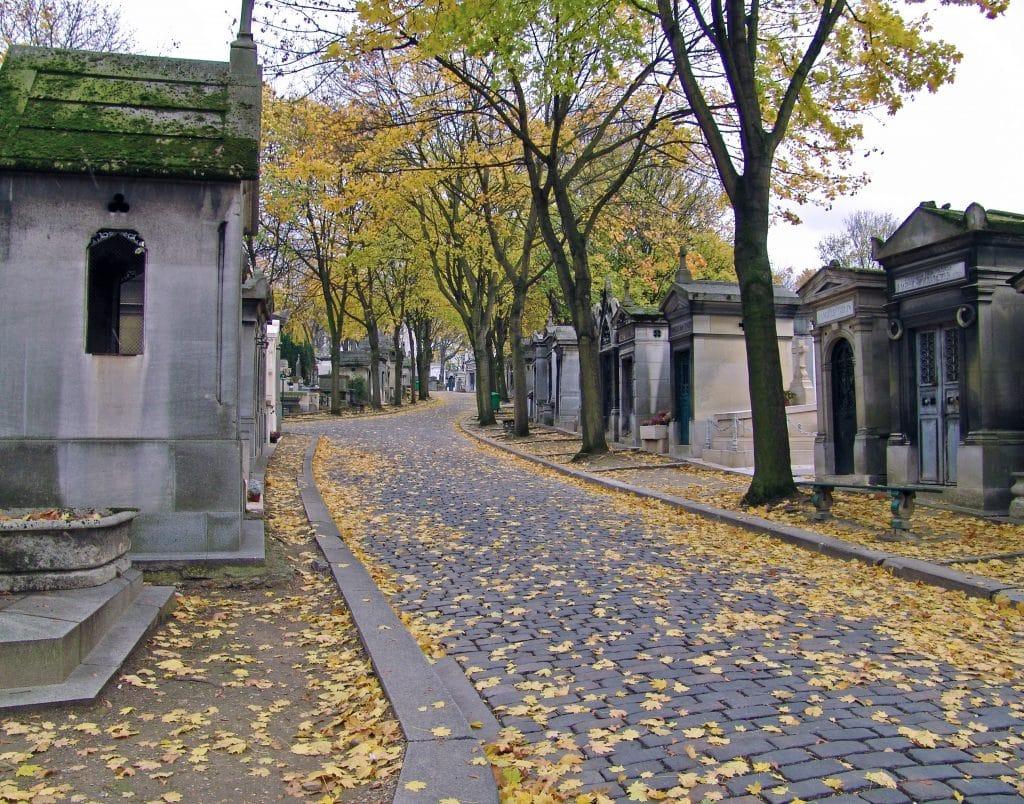 Visite guidée: le cimetière du Père-Lachaise.