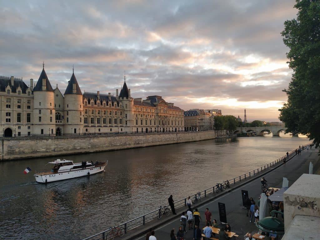 Paris hanté